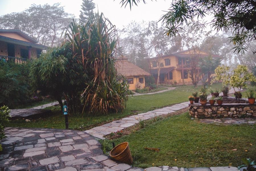 Sapana Village Sauraha