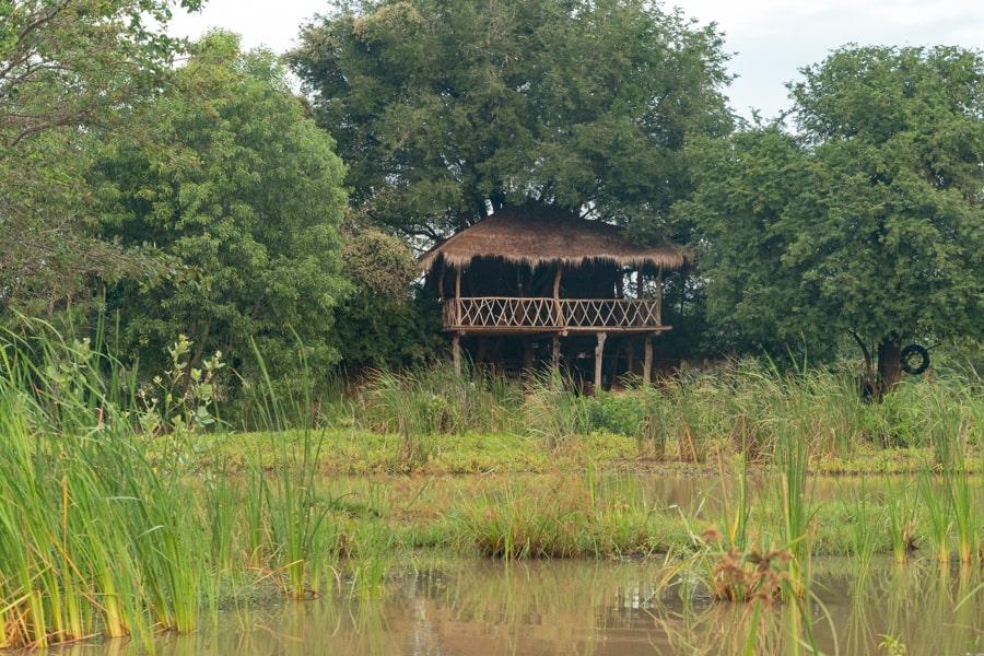 the Kingdom eco lodge