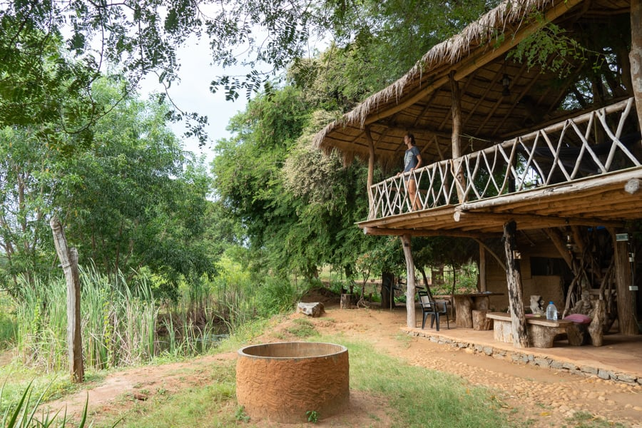 The kingdom ecolodge
