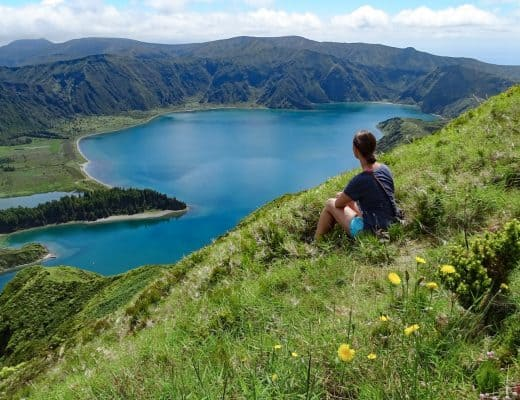 Sao miguel de Azoren