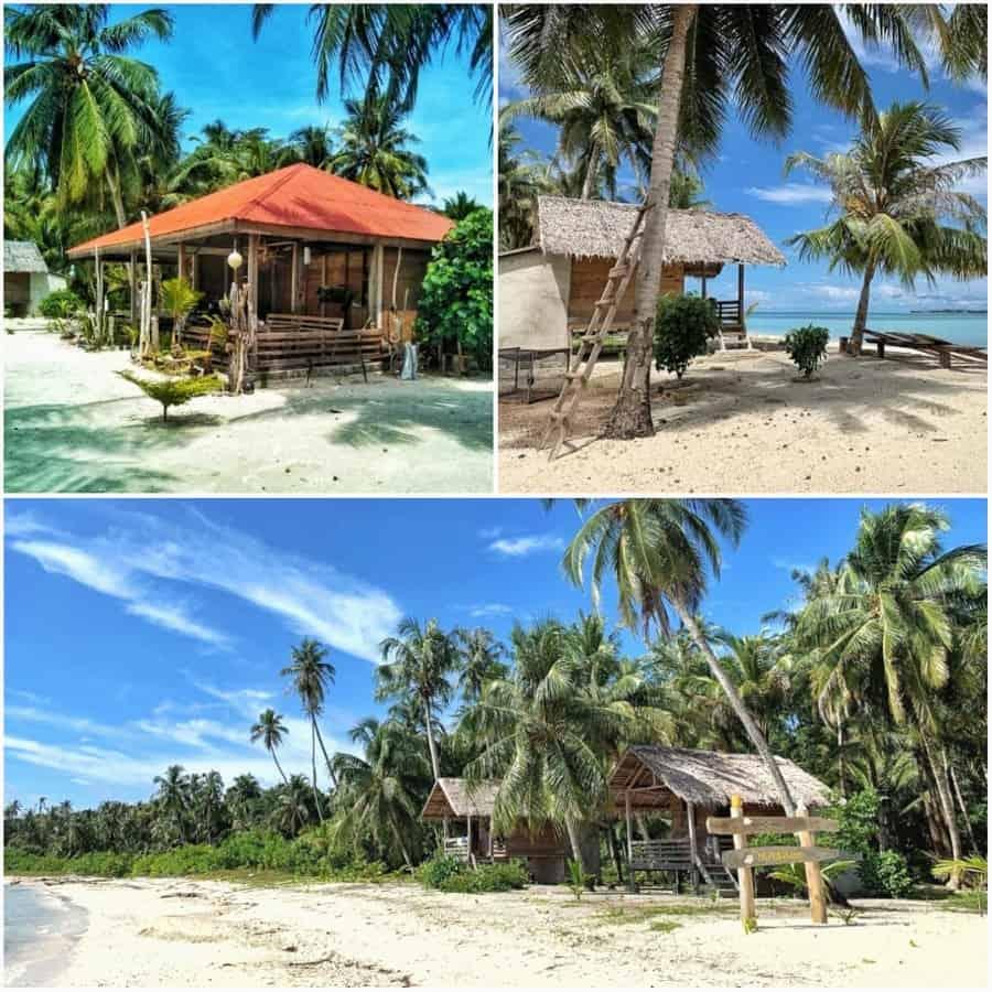 hotel banyak eilanden