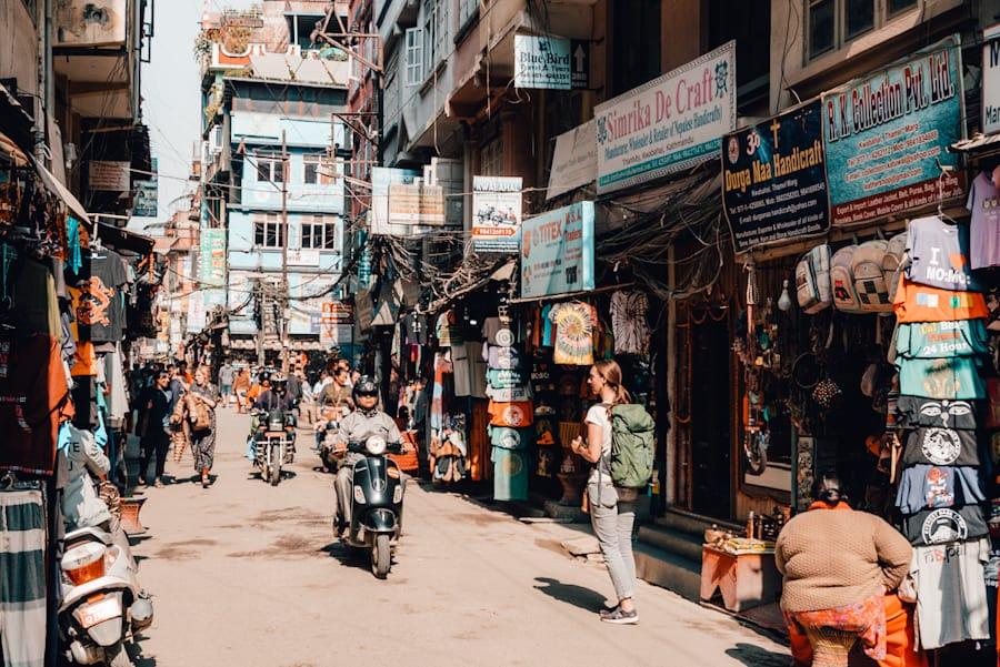 boutique hotel thamel kathmandu