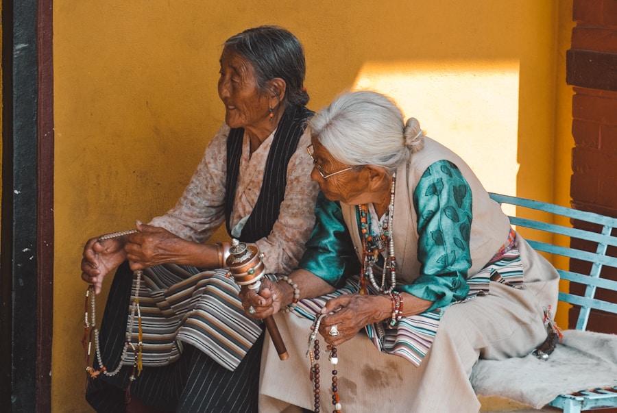 Vluchtelingenkamp Pokhara