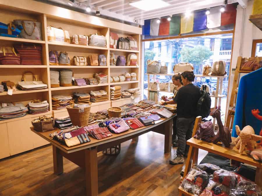 Shoppen Pokhara