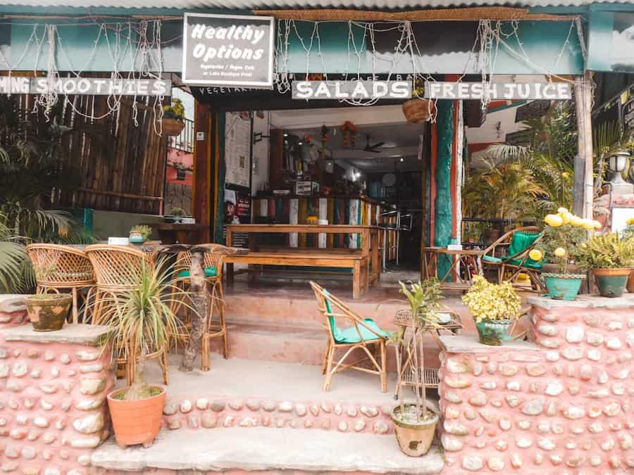 Restaurants Pokhara