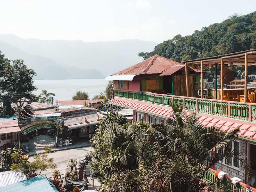 Hotel Pokhara Nepal
