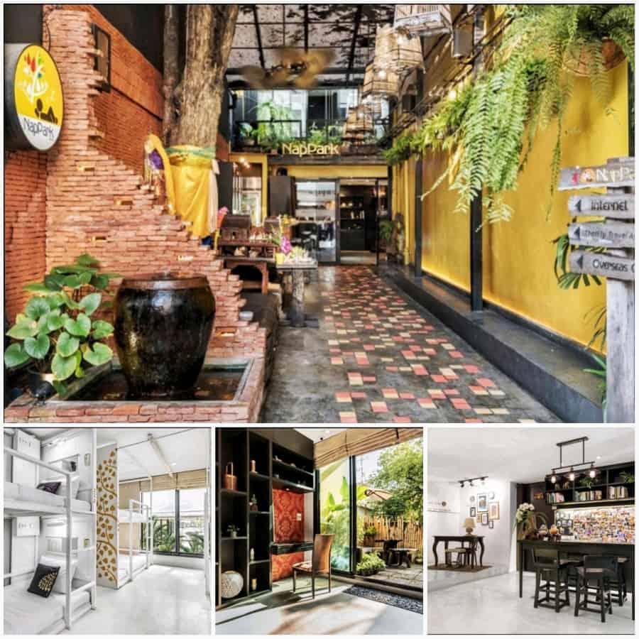 Khao San Road hostels