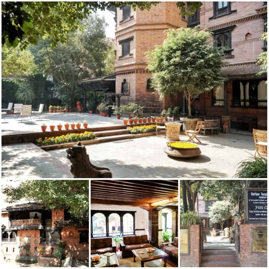boutique hotel kathmandu