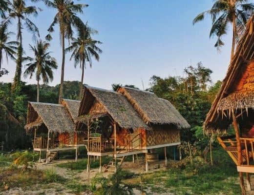 leukste hotels koh phayam