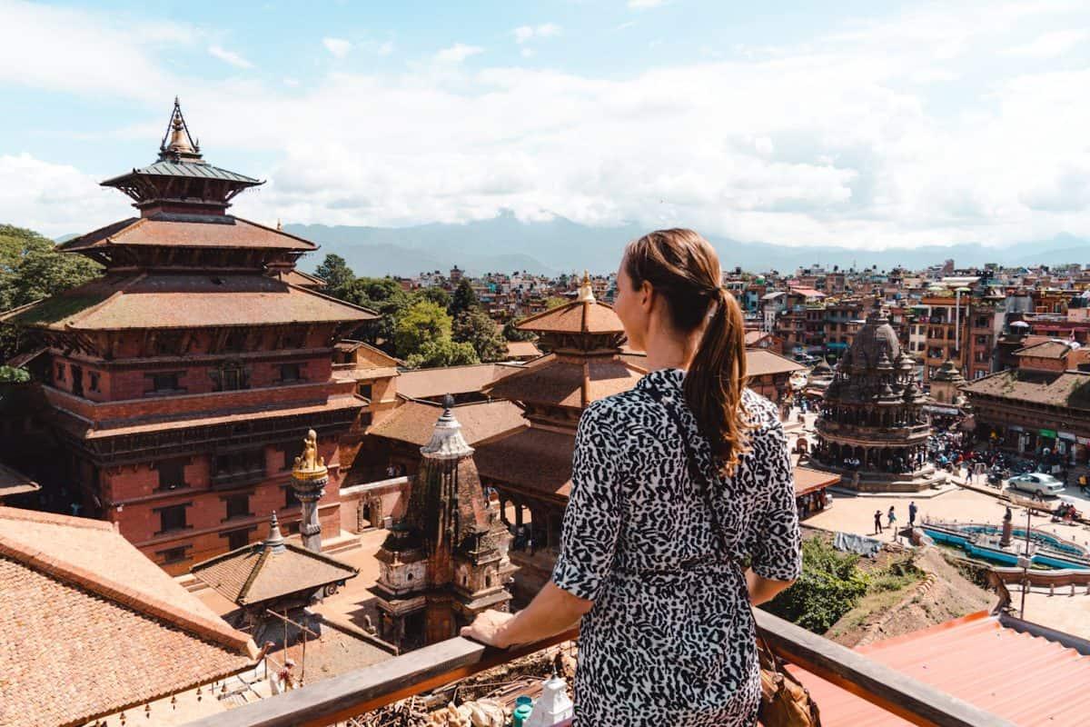 reisroute rondreis nepal