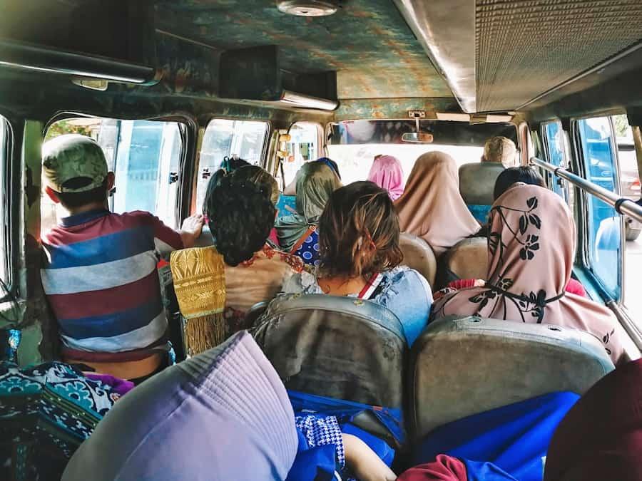 vervoer sumatra