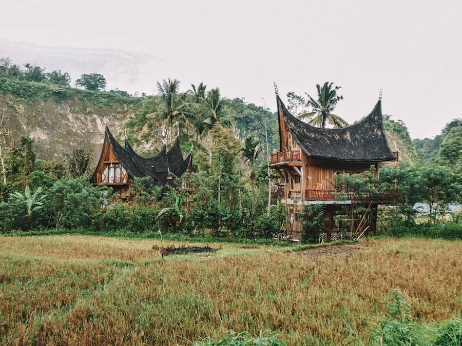 Padi Eco Lodge, Bukittinggi