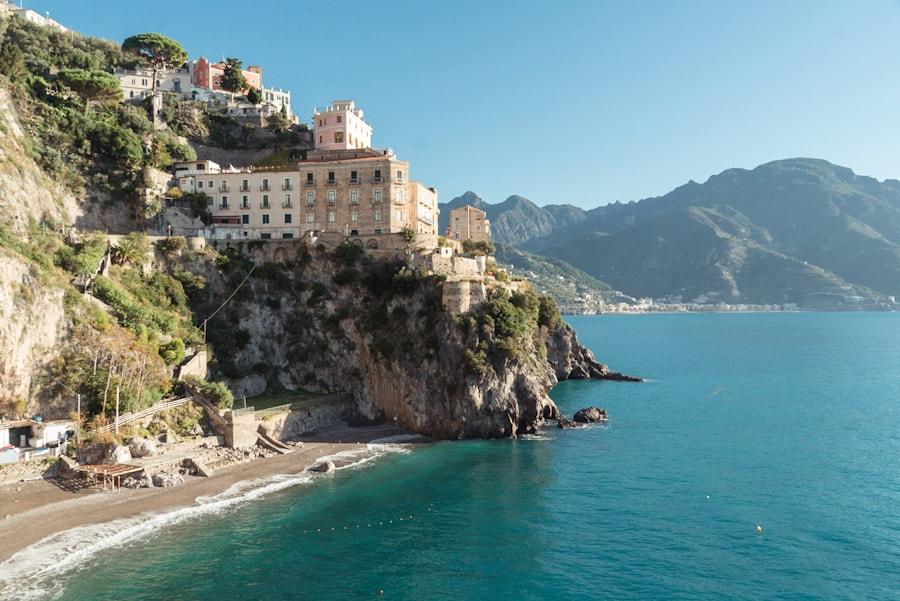 hotel amalfikust italie