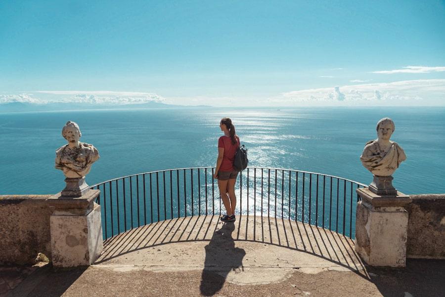 ravello Amalfi kust