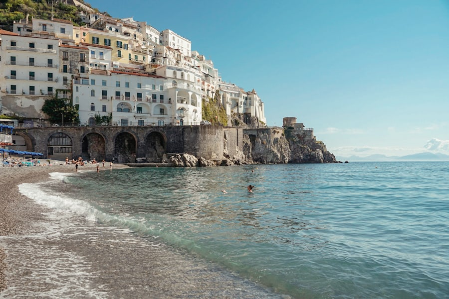 amalfikust italië
