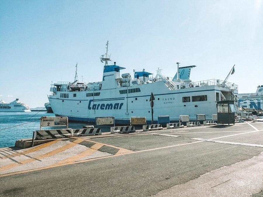 ferry Procida
