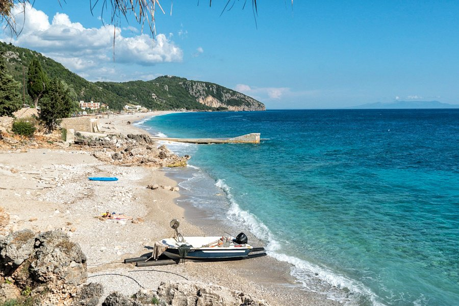 mooiste plek albanese riviera
