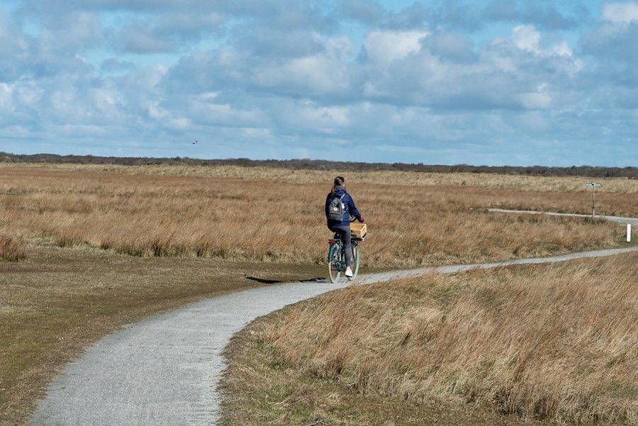 fietsen schiermonnikoog
