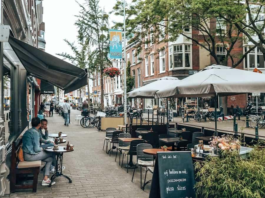 zeeheldenkwartier den Haag