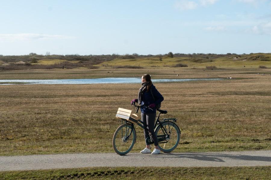 nationaal park schiermonnikoog