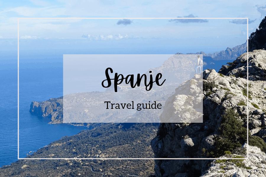 spanje travel guide