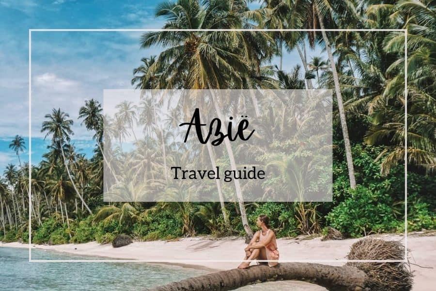 azië travel guide