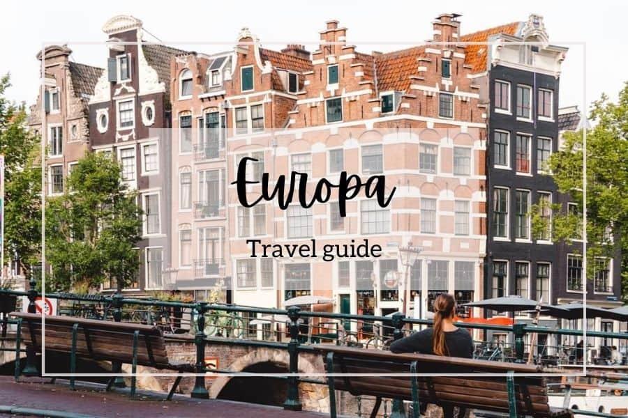 europa travel guide